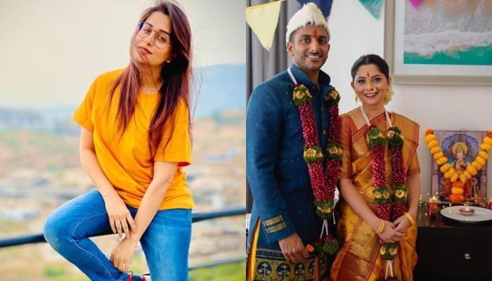 Dipika Kakar Wishes Her Friend, Marathi Star, Sonalee Kulkarni On Getting Engaged Amid Lockdown