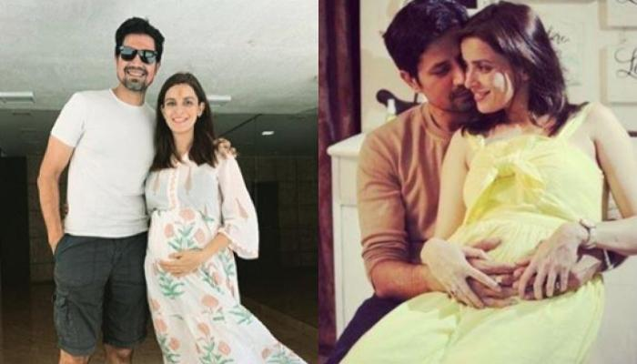Sumeet Vyas And Wife, Ekta Kaul Are Enjoying The Last Few Days Of Her Pregnancy [Pictures Inside]