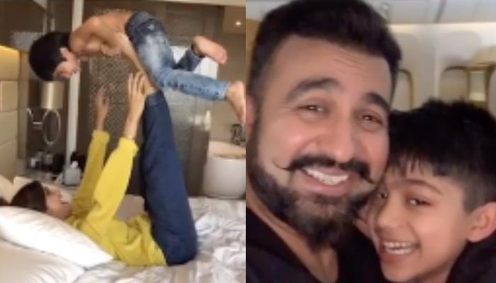 Shilpa Shetty Kundra And Raj Kundra Wish Their 'Sonshine', Viaan Kundra On His 8th Birthday [VIDEOS]