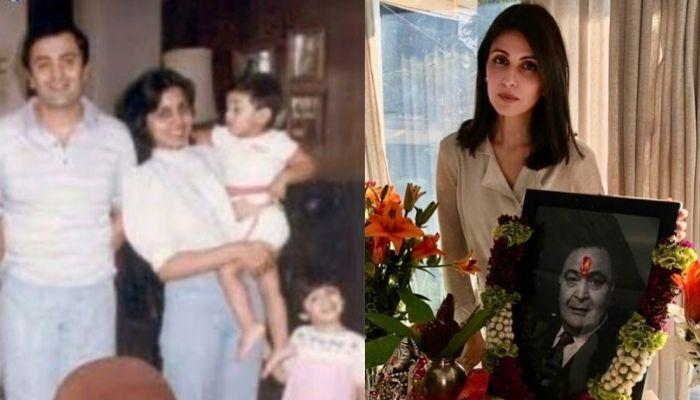Riddhima Kapoor Finds It Hard To Deal With Her Father, Rishi Kapoor's Death, Shares Family Photos