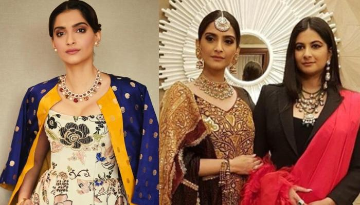 Sonam Kapoor Ahuja And Rhea Kapoor's DIY Batman Themed Outfit Will Make You Miss Your Childhood Days