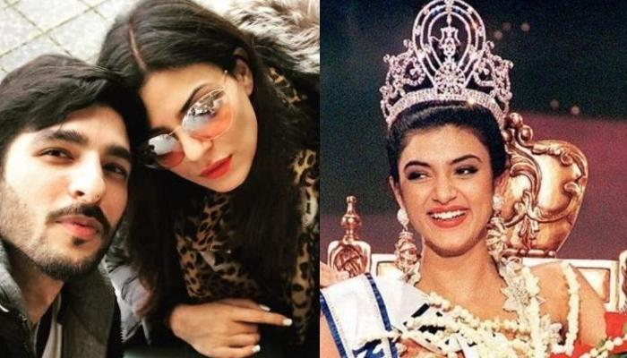 Sushmita Sen's Beau, Rohman Shawl Praises Her On Completing 26 Years Of Winning Miss Universe Crown