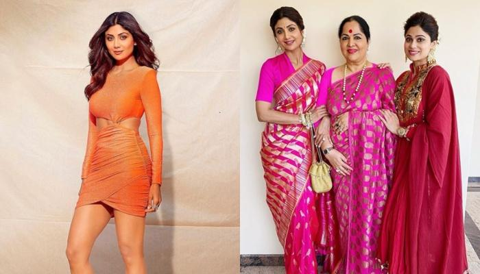 Shilpa Shetty Kundra's Mom Knew Beforehand That She Is Going To Be An Actress Someday