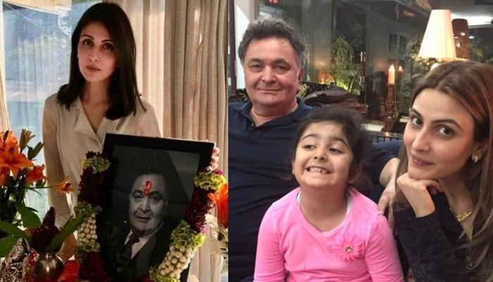 Riddhima Kapoor Sahni Misses Her Late Father, Rishi Kapoor, Shares A Throwback Family Picture