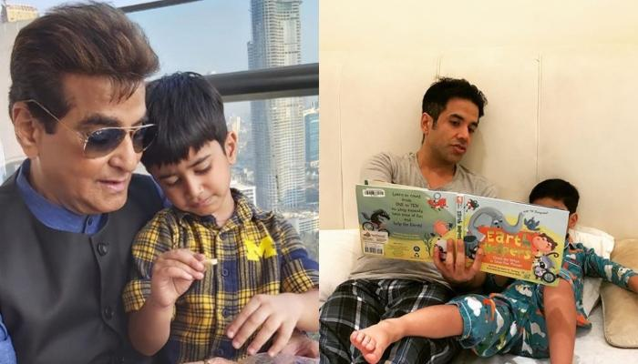 Jeetendra Regrets That He Was Never The Kind Of Father, His Son, Tusshar Kapoor Is To His Son