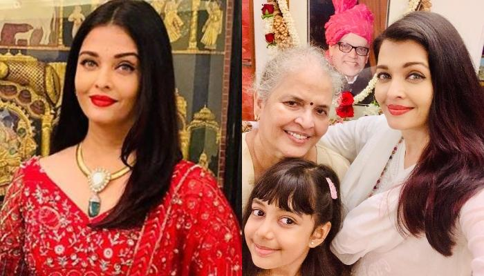 Aishwarya Rai Bachchan Pens An Adorable Note For Her Mother, Brindya Rai On Her Birthday