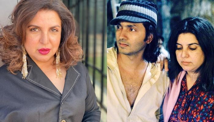 Farah Khan Wishes Her 'Ok-Husband', Shirish Kunder On His Birthday With A Picture From 15-Years-Ago