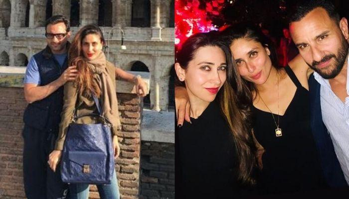 'Begum' Kareena Kapoor And SIL, Karisma Kapoor Approve 'Chef' Saif Ali Khan's Special Eid Biryani