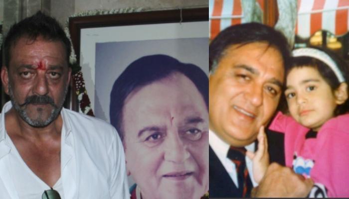 Sanjay Dutt, Maanayata Dutt And Daughter, Trishala Dutt Remember Sunil Dutt On His Death Anniversary