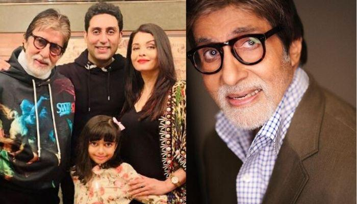 Amitabh Bachchan Recalls Dancing On Stage With Son, Abhishek And Daughter-In-Law, Aishwarya