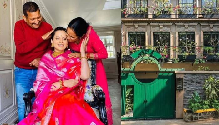 Kangana Ranaut Reveals Family's Reaction To Her 48 Crore Bungalow, Admits Everyone Was Against Me