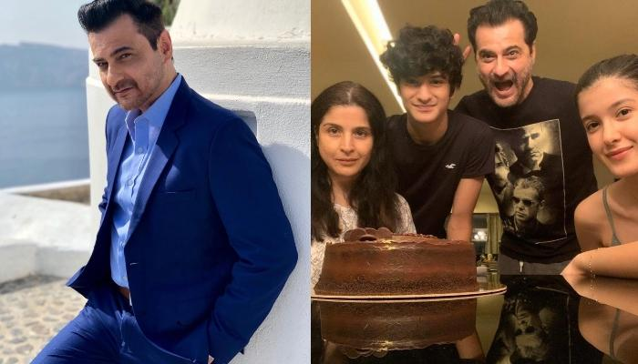 Sanjay Kapoor Shares Pictures Of His Son, Jahaan's 15th Birthday Amidst The Lockdown