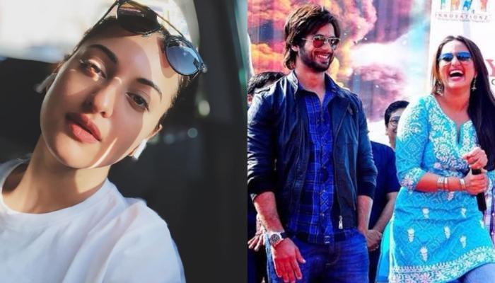 Sonakshi Sinha Clears The Air On Whether Or Not She Was Dating Shahid Kapoor
