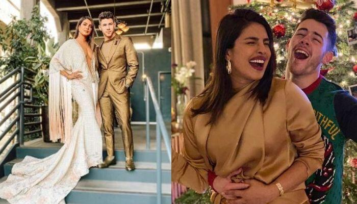 Priyanka And Nick Celebrate Their First Date, Share Their First Picture Together From Two Years Ago