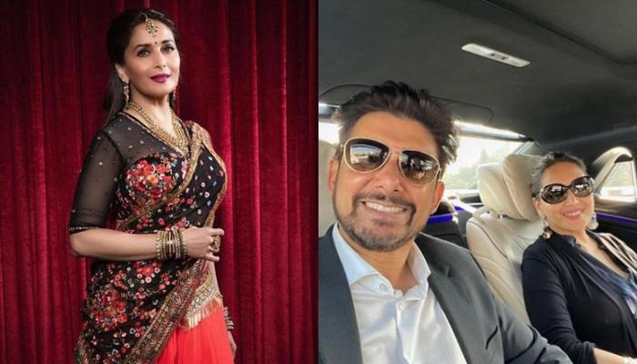 Madhuri Dixit Reveals How Her Husband, Sriram Nene Supported Her While Shooting Indoors For Her Song