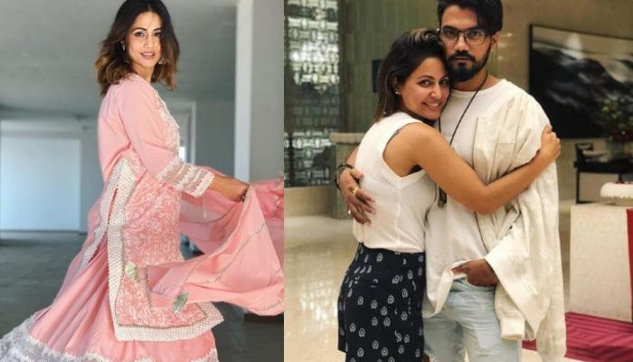 Hina Khan Shares Mesmerising Pictures, Gives Credit To Rocky Jaiswal For Bringing The Best In Her