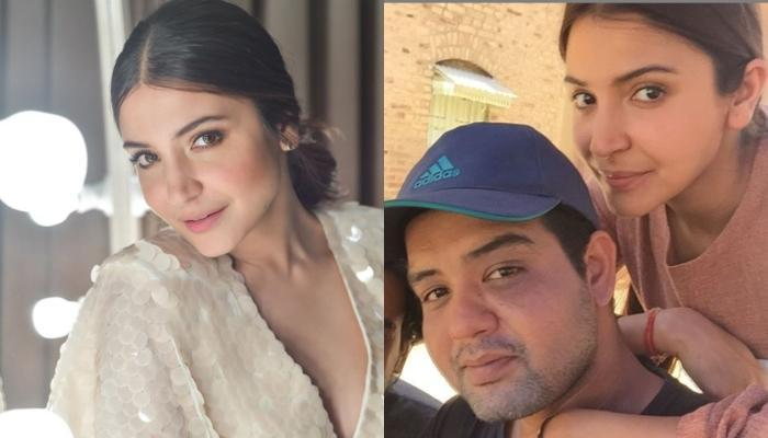 Anushka Sharma Misses Brother, Karnesh Sharma, Shares Rare Picture With Him From Childhood Days