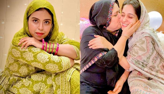 Dipika Kakar's 'Nanad', Saba Ibrahim Shares An Adorable Note For Her 'Maa' And 'Bhabhi Maa'