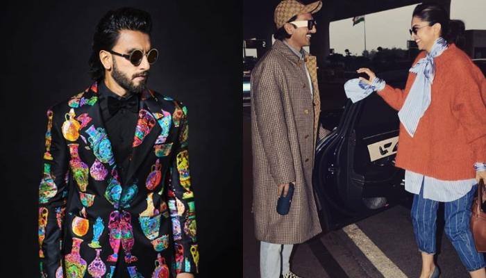 Ranveer Singh Misses Holidays With Deepika Padukone As He Shares Unseen Throwback Vacation Pictures