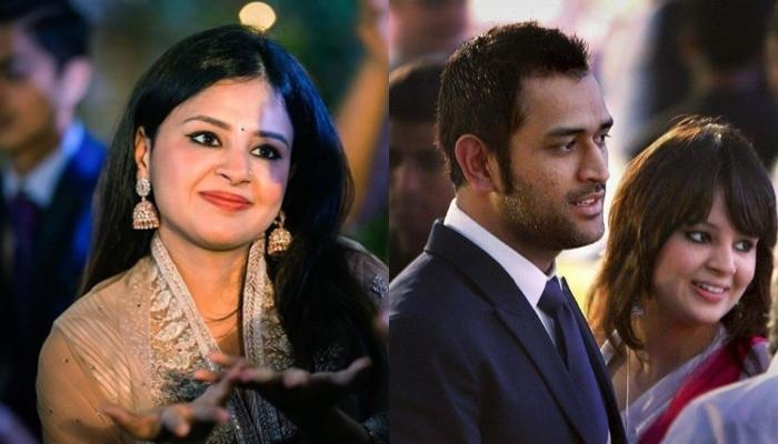 MS Dhoni's Wife, Sakshi Lashes Out On People Trending #Dhoniretires, Deletes Her Tweet Afterwards