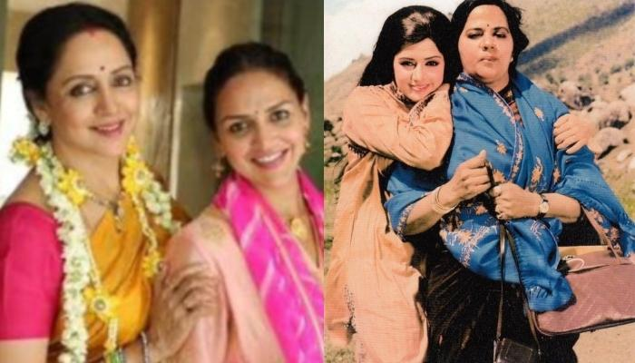 Esha Deol's Throwback Photo With Mom, Hema Malini And Nani Is A Perfect Capture Of Three Generations
