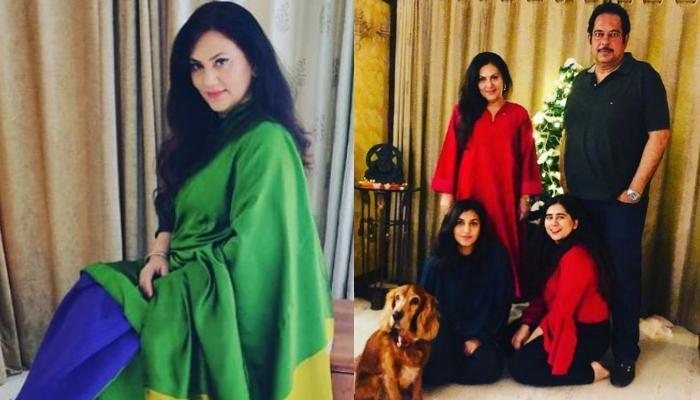 'Ramayan' Fame, Dipika Chikhlia Shares Wedding Photo With Her Real-Life 'Ram', Hemant Topiwala