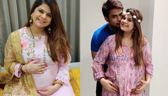 Rucha Gujarathi Cannot Wait To Meet Her Little Munchkin, Shares An Adorable Picture Of Her Baby Bump