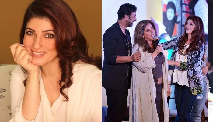 Twinkle Khanna Shares Her Mother, Dimple Kapadia's First Home-Cooked Meal For Her In 46-Years