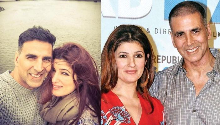 Akshay Kumar's Wife, Twinkle Khanna Reminds Him Who's The Boss, 'Padman' Star Apologises For Mistake