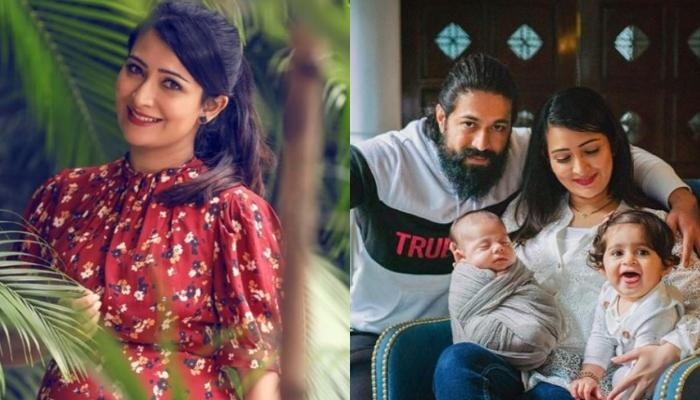 Radhika Pandit's Droolworthy Picture Of Hubby, Yash And Their Baby Boy Is All About Father-Son Love