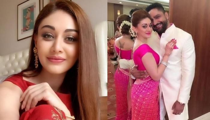 Parag Tyagi's Wife, Shefali Jariwala Reveals The Way They Performed Last Rites Of Her Father-In-Law
