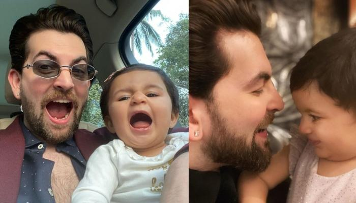 Neil Nitin Mukesh Reveals The Advantage Of Having A Baby Girl And Every Father Could Relate To It