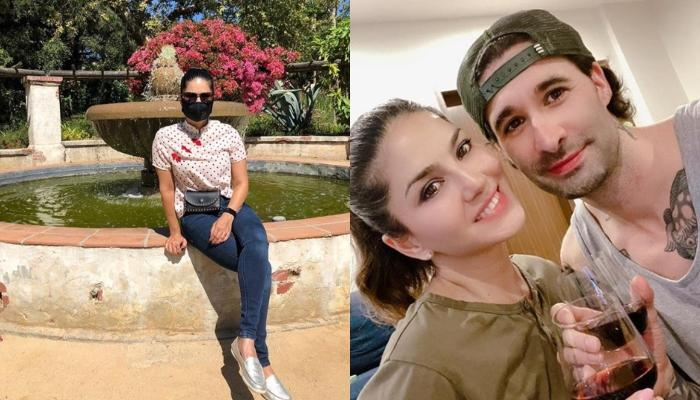 Sunny Leone Takes A Trip To The Farm With Husband, Daniel Weber To Pick Veggies Amidst The Lockdown