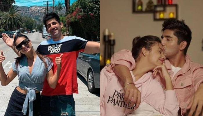 Divya Agarwal's Adorable Picture With Varun Sood Is All About Love And Will Make Your Heart Flutter
