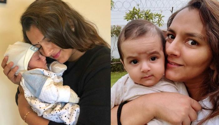 Geeta Phogat Shares 'Expressive' Photos Of Son, Arjun Saroha, Gives A Glimpse Of His Love For Camera