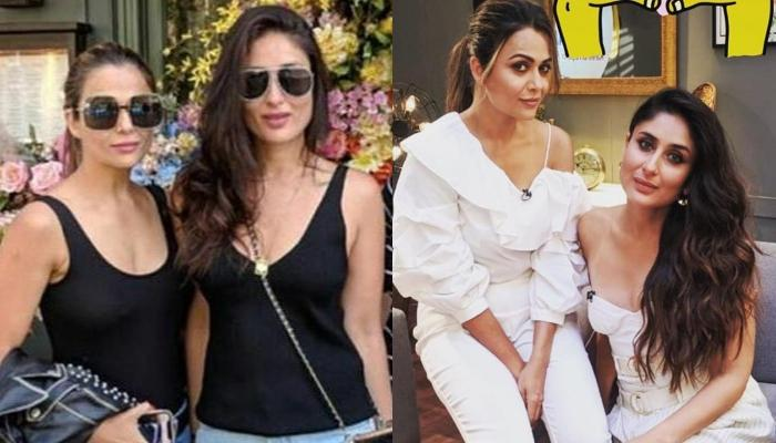 Kareena Kapoor Khan And Amrita Arora's Throwback Post-Workout Picture Is All About Friendship Goals