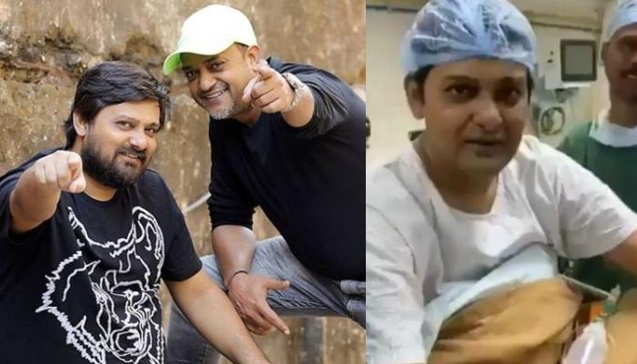 Sajid-Wajid Fame Wajid Khan Dies At 42, Video Of Him Singing 'Hud Hud Dabang' In Hospital Goes Viral