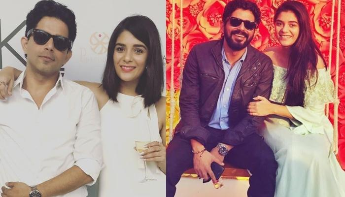 Raj Singh Arora Asks His GF, Pooja Gor Whether She Had Cut 'Dhokla' Or 'Cake' On Her 29th Birthday