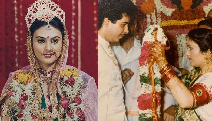 Dipika Chikhlia Recalls How She Met Her Real Life Ram, Reveals Love Story With Unseen Wedding Photos