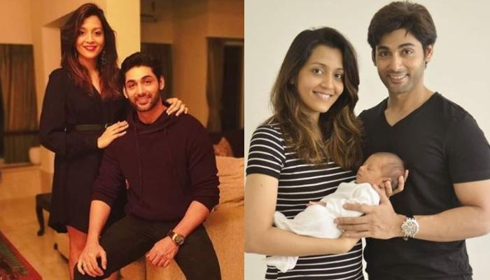 Ruslaan Mumtaz's Wife, Nirali Mehta Shares Cute 'Expectation-Reality' Photo With Baby Boy, Rayaan