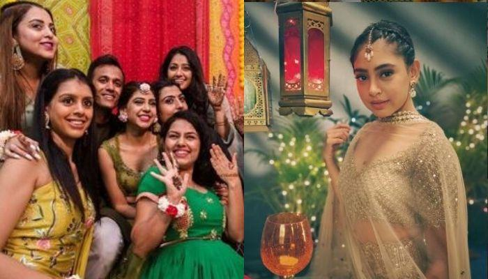 Niti Taylor Is Missing Her Dancing Squad, Shares Dance Rehearsal Videos Of Her Engagement Ceremony