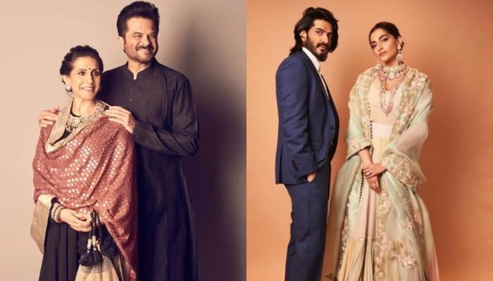 Sunita Kapoor Gets Trolled By Harshvardhan On Sharing A Proud Mom Moment Of Him And Sonam Kapoor