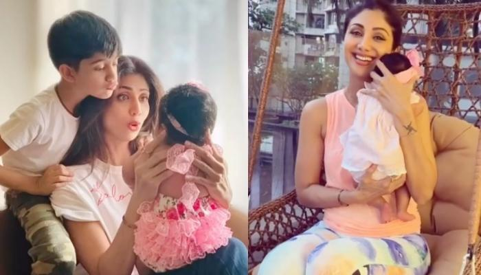Shilpa Shetty Reveals Challenges She Had Faced In Taking Care Of Her Daughter, Samisha Amid Lockdown