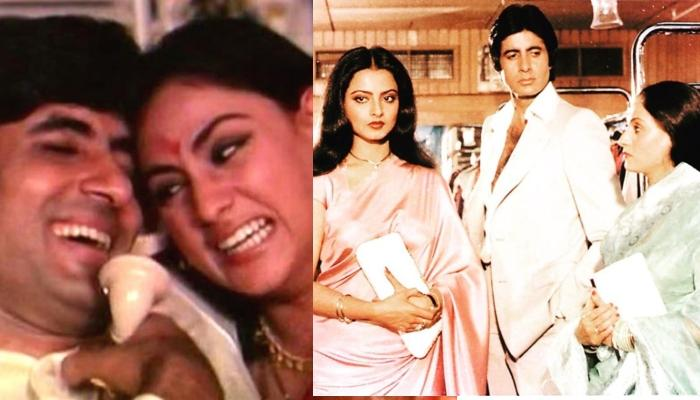 Jaya Bachchan Agreed For 'Silsila' Starring Hubby Amitabh Bachchan's Alleged Lover Rekha, Here's Why