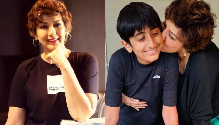 Sonali Bendre Opens Up On Her Bond With Her 14-Year-Old Son, Says, 'I Am Not My Child's Friend'