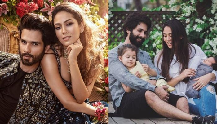 Shahid Kapoor And Wife, Mira Rajput Kapoor Are Not Spending Lockdown In Mumbai But In This City