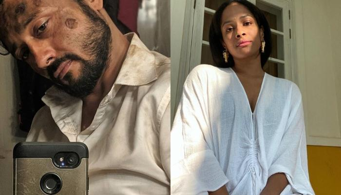 Satydeep Mishra Shares A 'Work From Home' Picture Of Rumoured Beau, Masaba Gupta