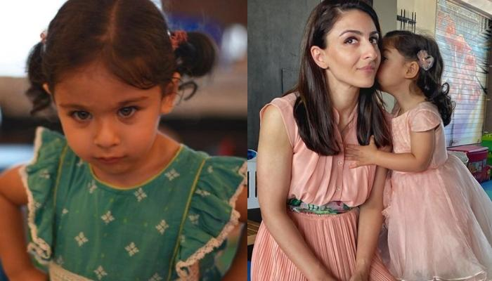 Inaaya Naumi Kemmu Gazing Outside Her Window Is How All Of Us Are Waiting For 'Normal' To Come Back