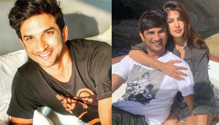 Sushant Singh Rajput Shares Tearful Note For His Late Mother, Rumoured GF, Rhea Chakraborty Reacts