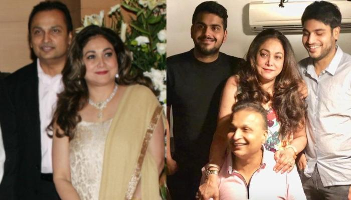 Tina Ambani Wishes Anil Ambani On Birthday, Pens An All-Praises Note To Hubby For Being A Family Man
